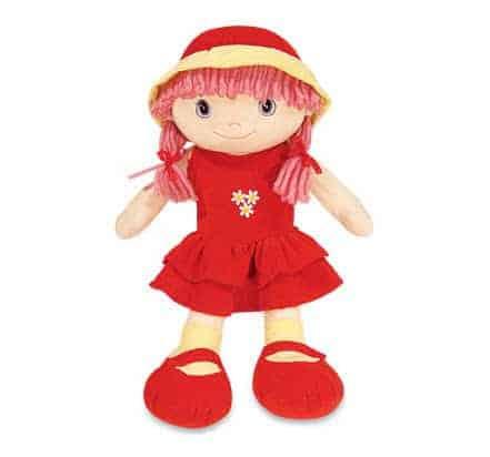 Boneca de Pelúcia Paty