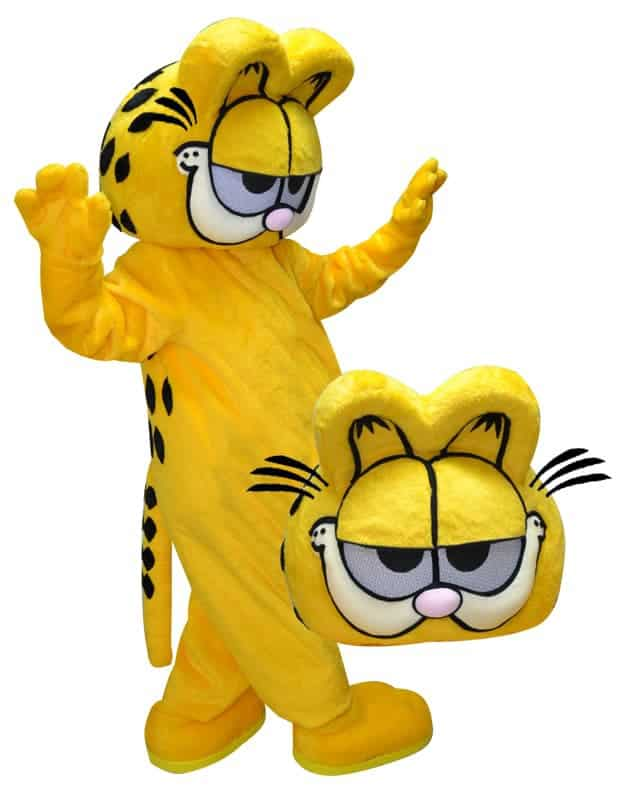 Garfield PM Barueri