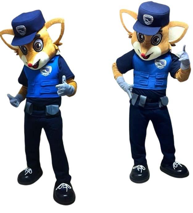Lobo Guará - Guarda Municipal